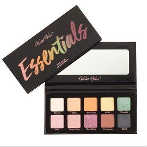VioletVoss Essentials PRO Series Eyeshadow Palette